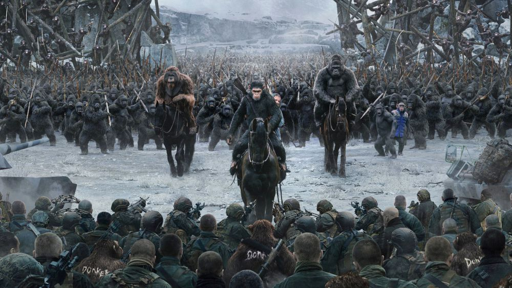 "Critica a ""War for the Planet of the Apes"" (2017) de Matt Reeves"