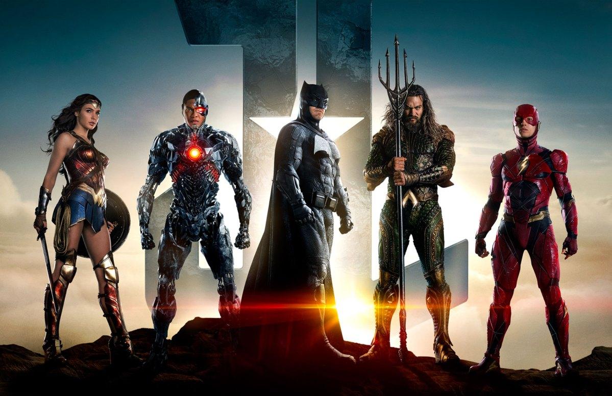"""Critica a """"La Liga de la Justicia"""" (2017) de Zack Snyder"""