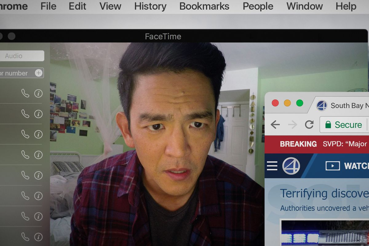 "Critica a ""Searching"" (2018) de Aneesh Chaganty | Cocalecas.net: Noticias  de Cine – Cartelera – Críticas – Entrevistas – Podcast"