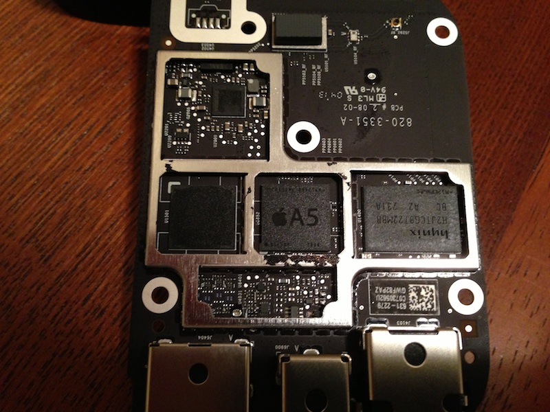 Photo of Novo Apple TV só traz um chip menor