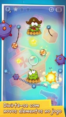 Photo of Cut The Rope: Time Travel na Área