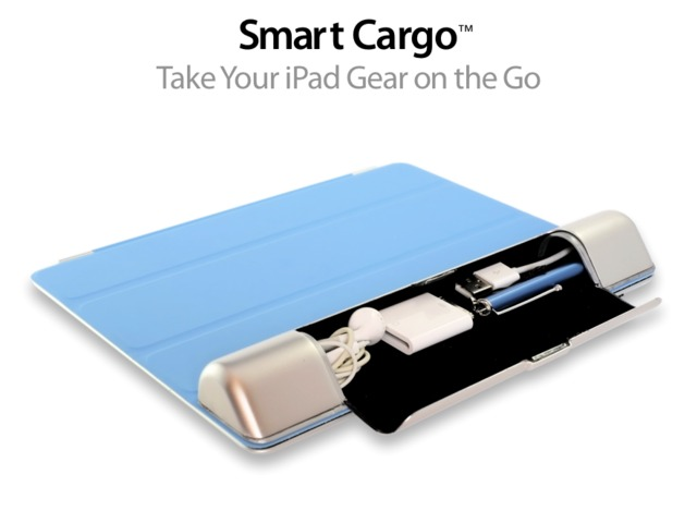 Photo of Smart Cargo, uma forma mais inteligente de transportar o seu iPad