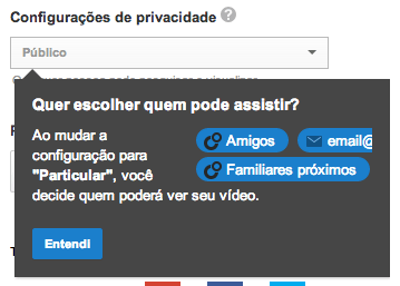Photo of YouTube permite privacidade aos Círculos do G+
