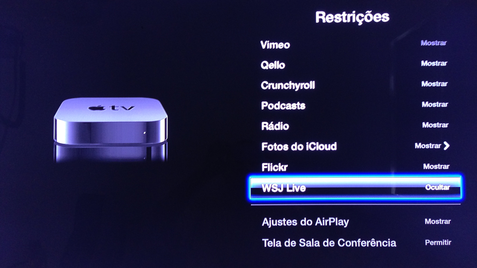 Photo of Como esconder Apps no Apple TV