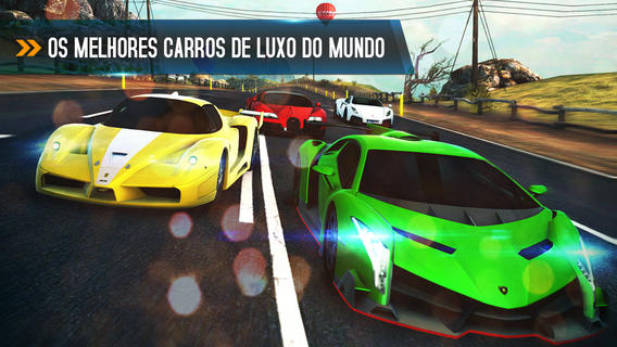 Photo of Asphalt 8: Airborne 1.3.0 na Área, streaming via Twitch