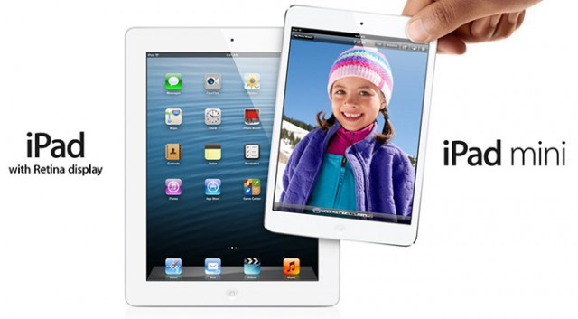 Photo of Agora o iPad mini vai ter Tela Retina ?!