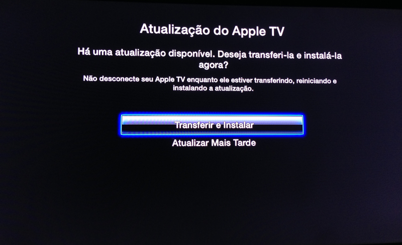 Photo of Apple TV Software 6.2 na Área