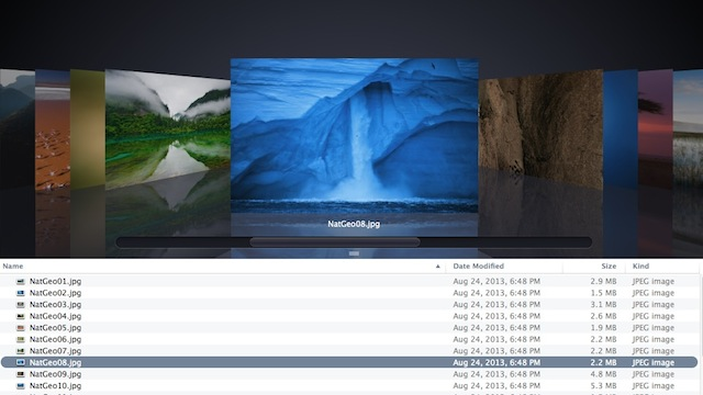 Foto de Wallpapers Escondidos no Mavericks