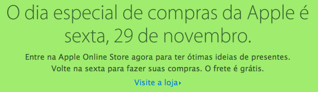 Photo of Apple BR confirma Black Friday