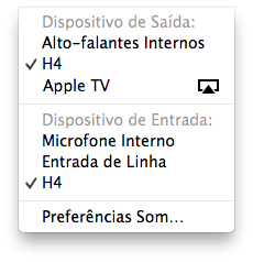 Photo of Como Alternar Rapidamente o Dispositivo de Áudio no OS X