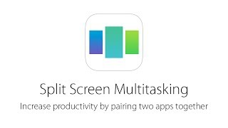 Photo of Conceito de iOS 8, Split Screen Multitasking