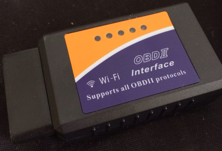 "Foto de Interface OBD-II Wi-Fi, ""Scanner Automotivo"""