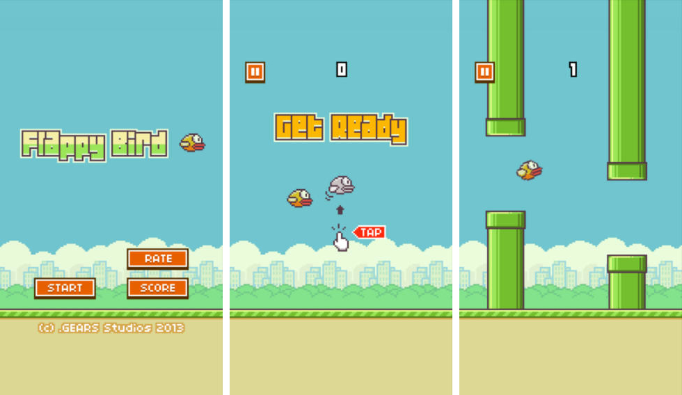 Photo of Adeus Flappy Bird, Dev promete tirar Game da Loja