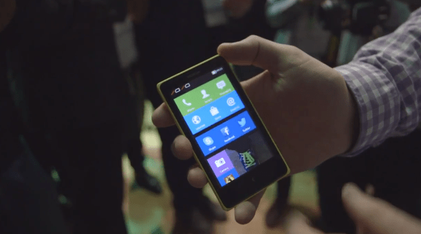 Photo of Hands-on Nokia X e XL