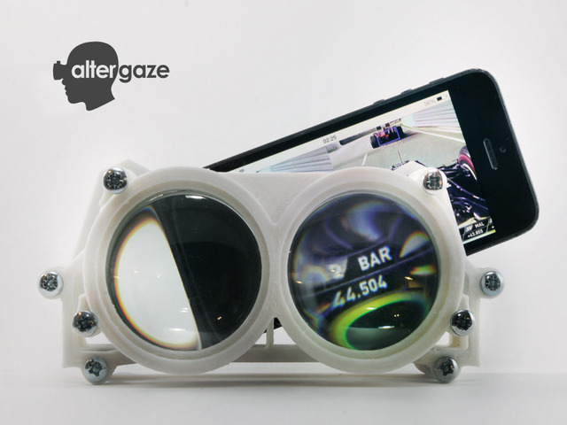 Photo of Altergaze, Realidade Virtual no iPhone