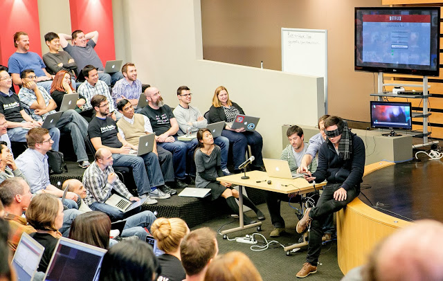 Photo of Netflix Hack Day 2014
