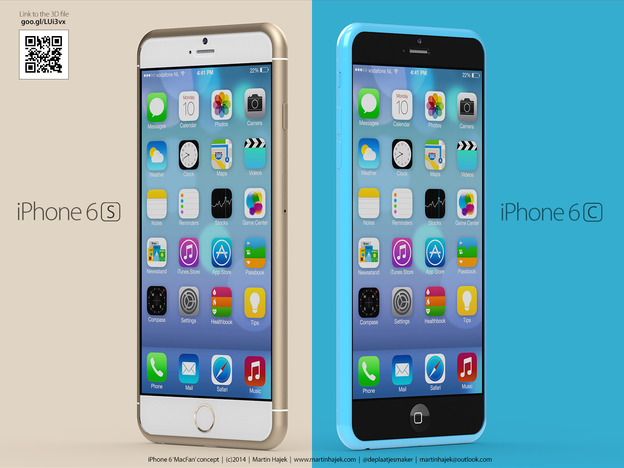 Photo of iPhone 6s ou iPhone 6c