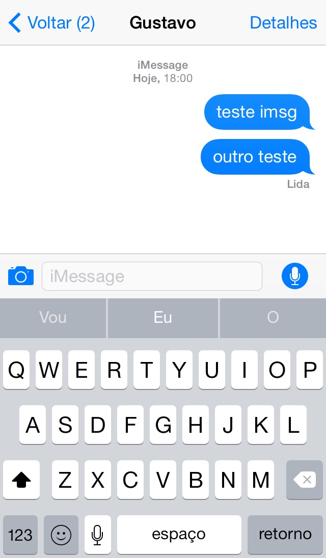 Photo of CEO do WhatsApp está #xatiado com o iMessage iOS 8