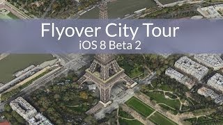 Photo of iOS 8: Flyover city tours