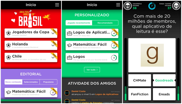 Photo of QuizUp, empolgante game de perguntas e respostas