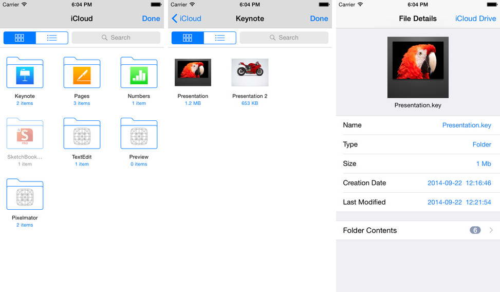 Photo of Como acessar os arquivos do iCloud Drive no iOS