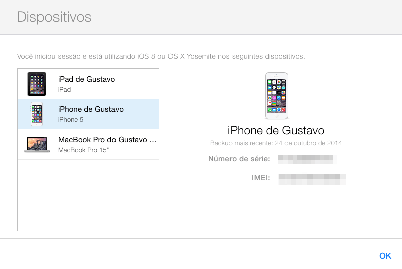 Foto de Como Descobrir Remotamente o IMEI do iPhone