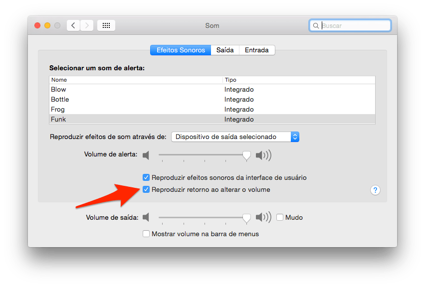 Photo of Cadê o Barulho do Volume no OS X Yosemite