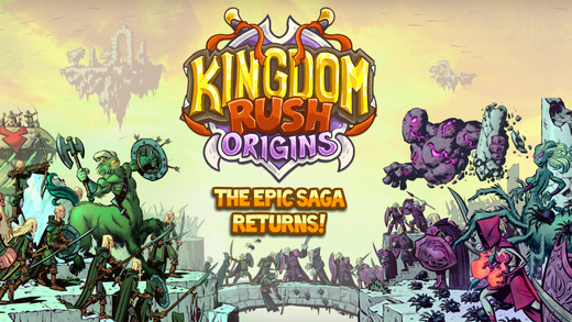 Foto de Kingdom Rush Origins, tower defense
