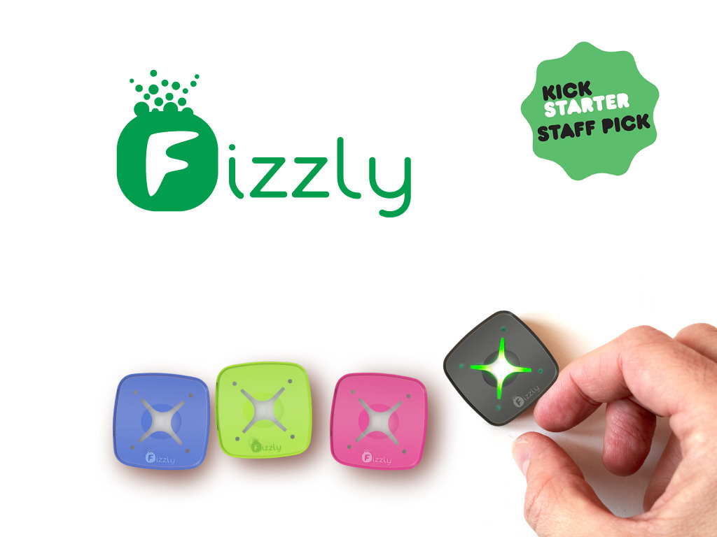 "Photo of Fizzly, ""smart tag(nfc)"" para iPhone"