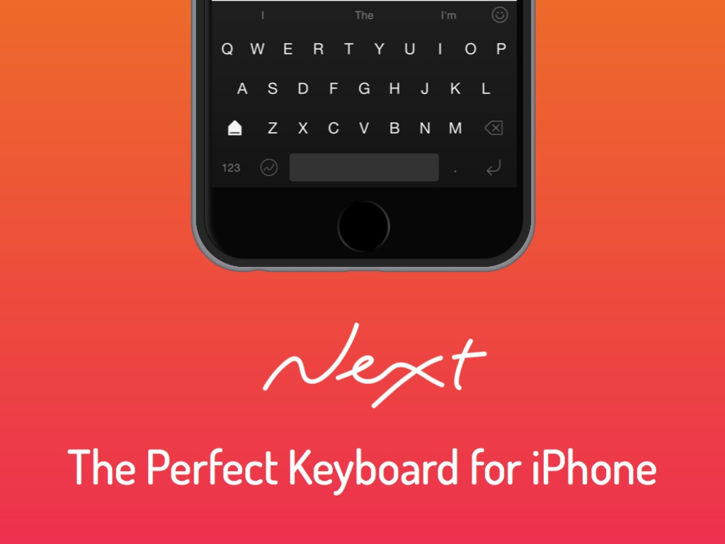 Photo of Next Keyboard, teclado perfeito para iPhone