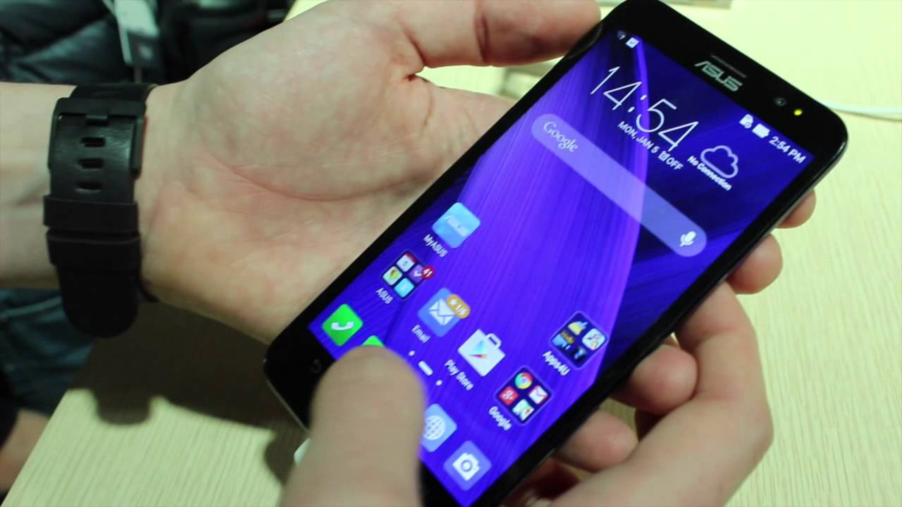Photo of Asus Zenfone 2 hands-on