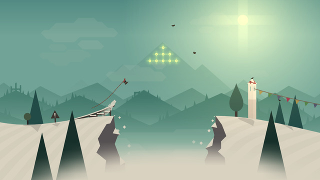 Photo of Alto's Adventure, simples-flat-lindo