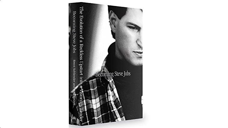 Photo of Becoming Steve Jobs já disponível na Amazon e iBookstore