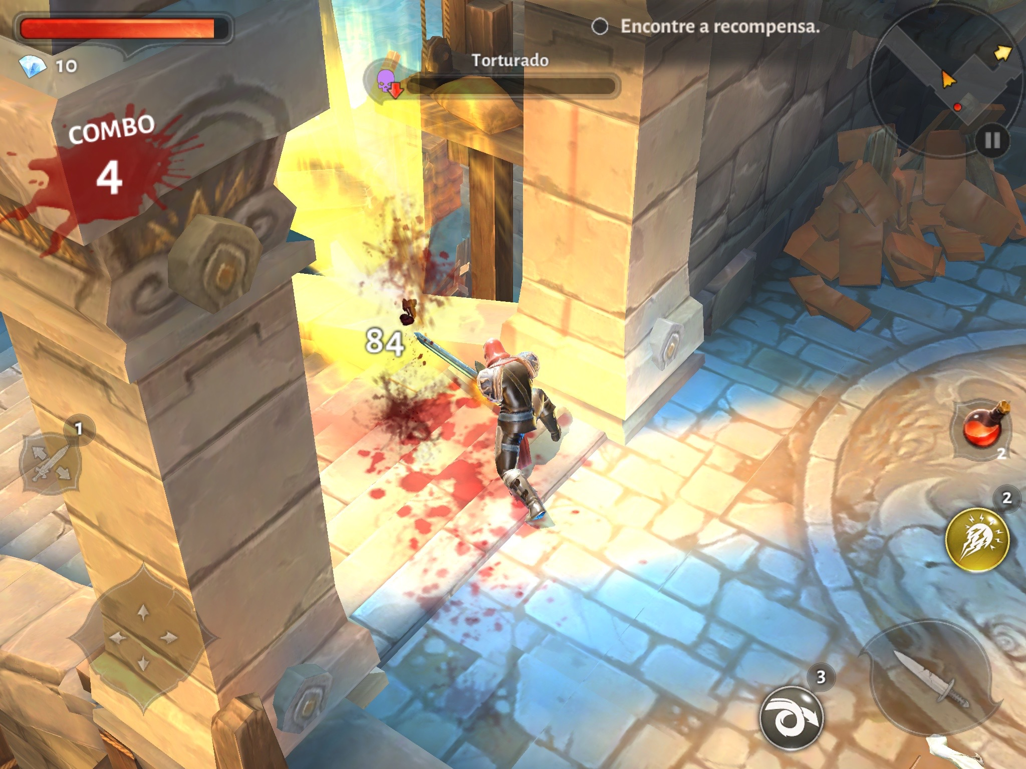 Photo of Dungeon Hunter 5: Aventura com Hack 'n' Slash