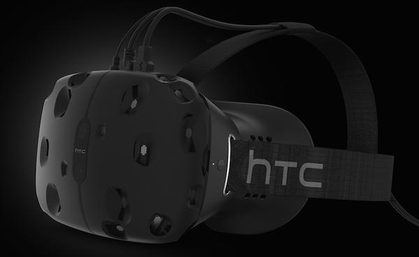 Photo of HTC VIVE, realidade virtual
