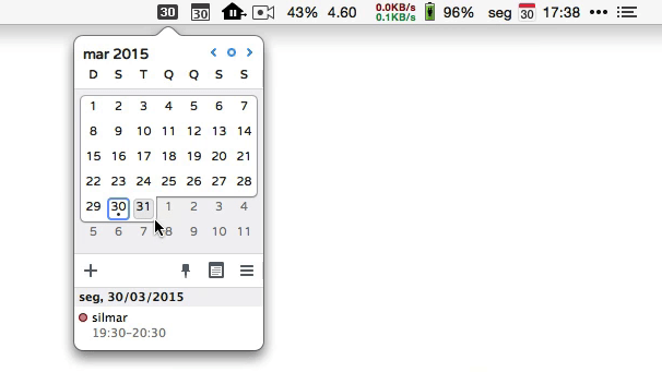 Photo of Como Colocar o Calendário na Barra de Menus do Mac