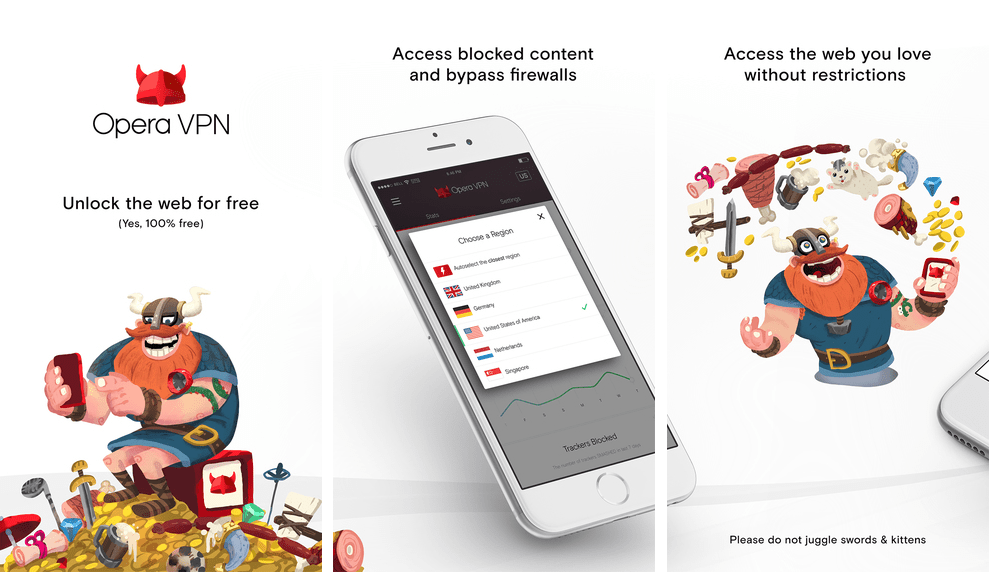"Photo of Opera VPN, VPN gratuita para burlar ""aqueles"" bloqueios"