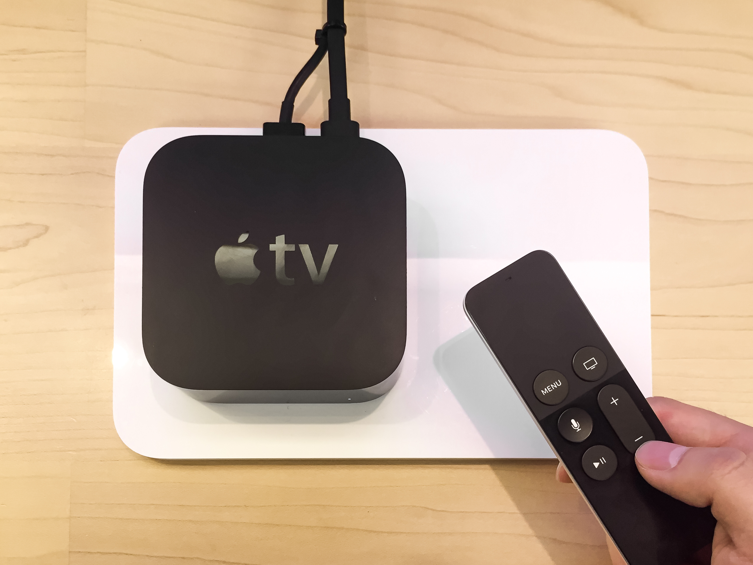 "Photo of Todos os ""Truques"" do Apple TV Remote"