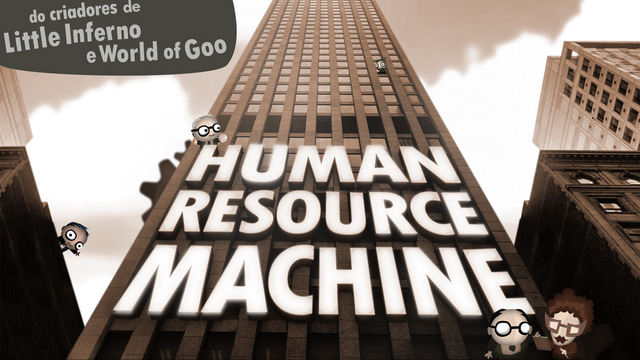 "Photo of Human Resource Machine, puzzle de ""automação"""