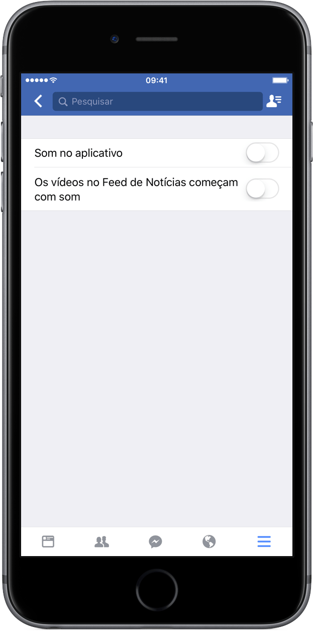 Photo of Como Silenciar Os Vídeos do Facebook que agora iniciam com som