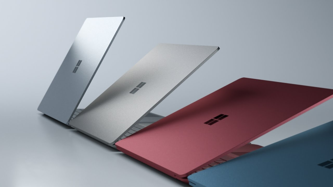 Photo of Eis o Microsoft Surface Laptop