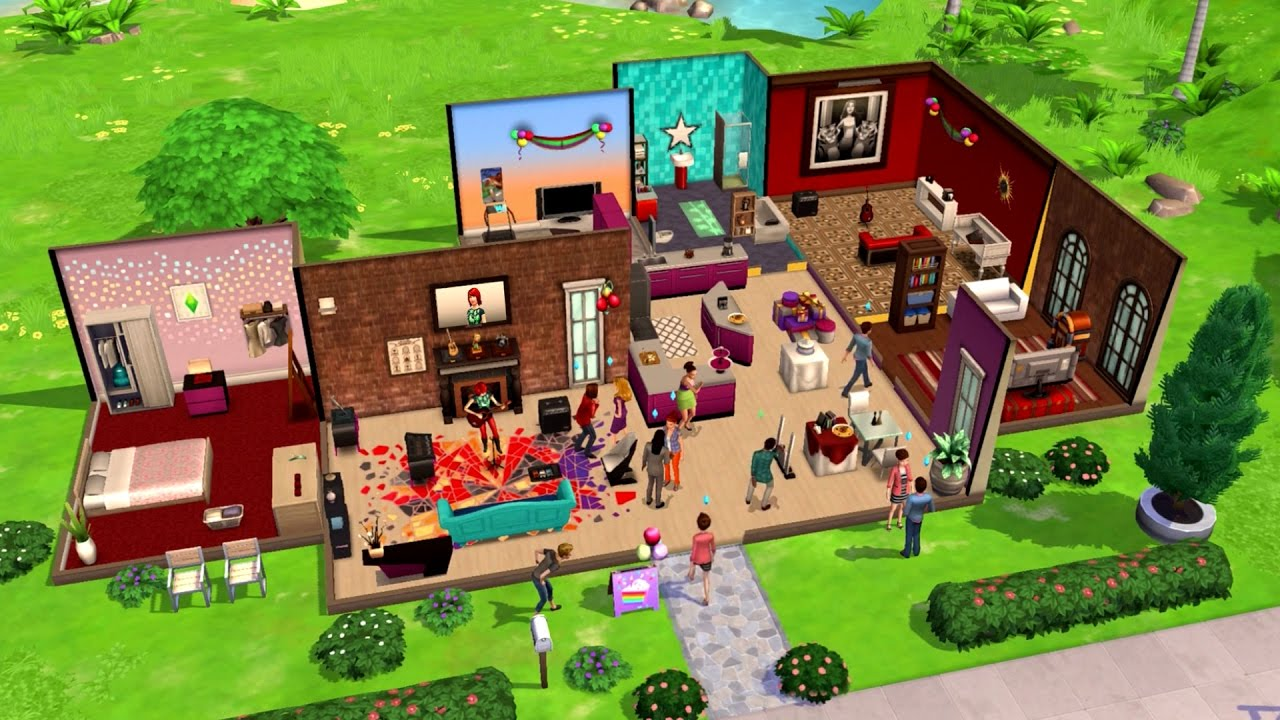 Photo of The Sims Mobile na Área – 12/05