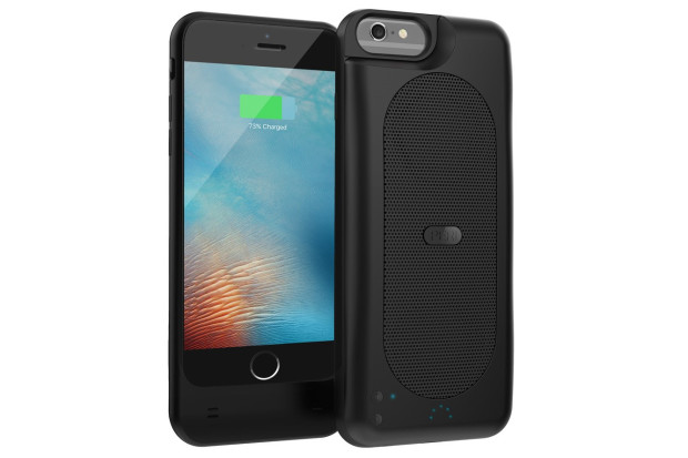 Photo of Duo Slim, case-bateria com alto-falante para iPhone
