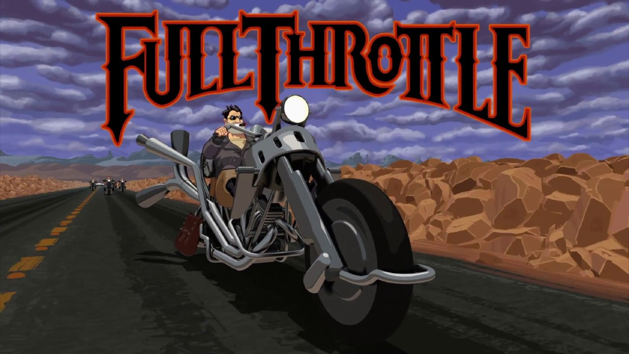 Photo of Full Throttle Remastered – 21/07
