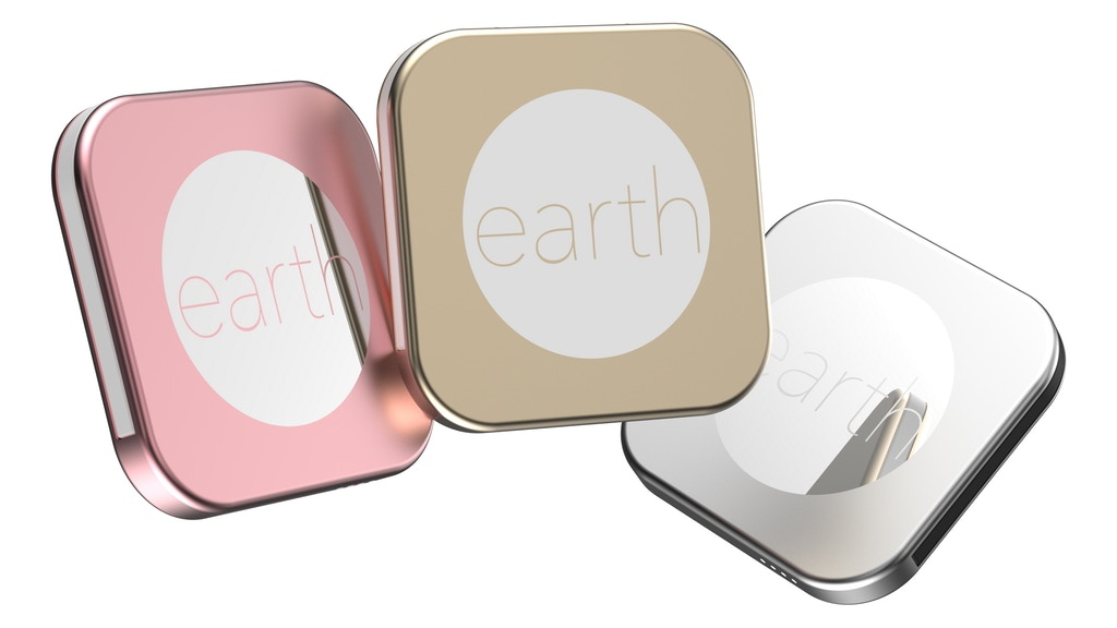 Photo of Pluto by earth: power bank minimalista