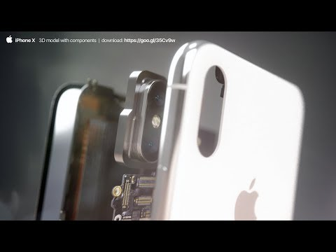 Photo of 1º Teardown do iPhone X
