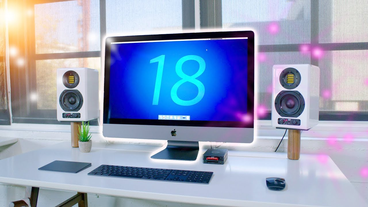 Photo of Qual o Poder de Fogo do iMac Pro com 18 núcleos?