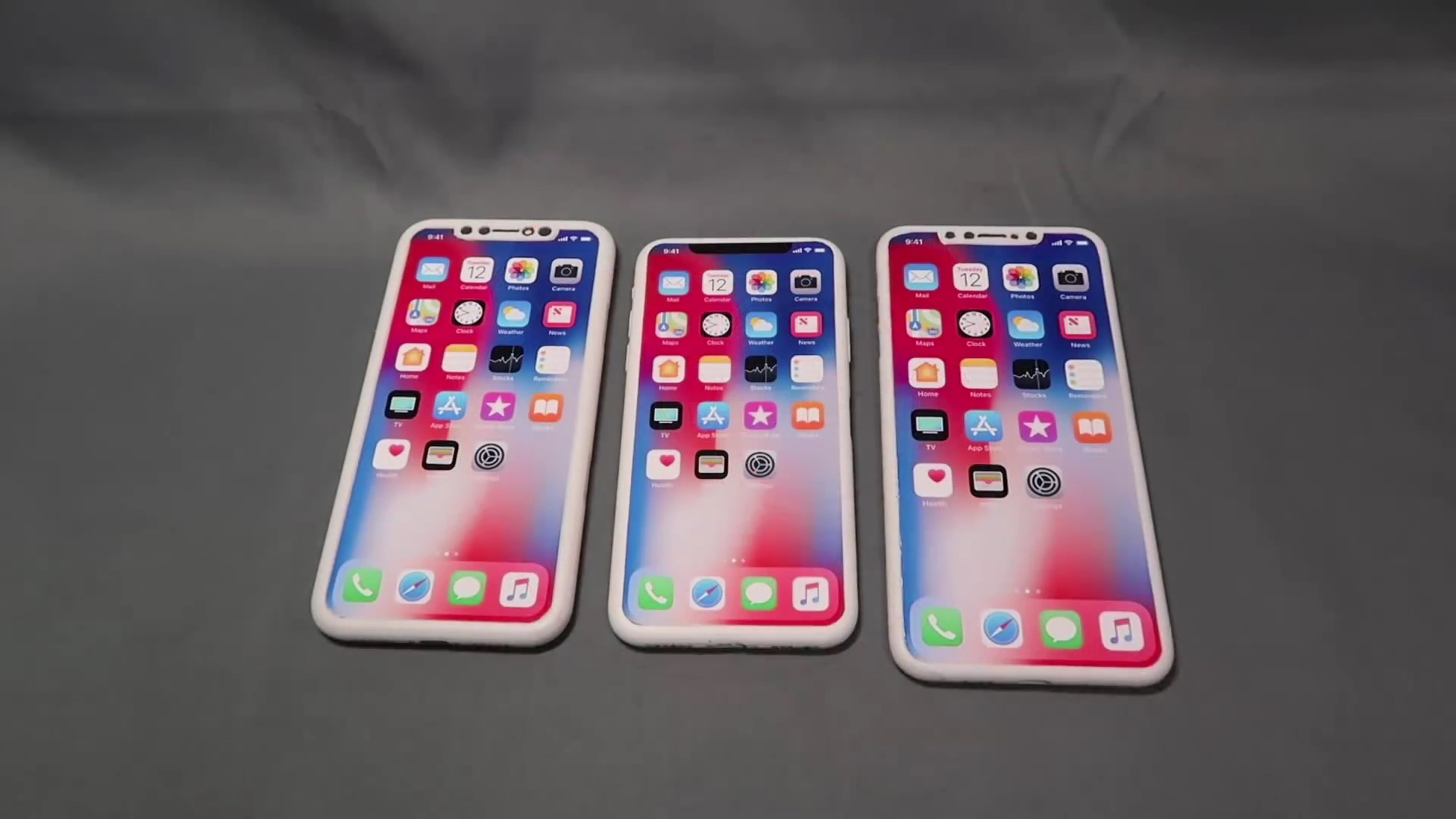 Photo of Mockup dos 3 iPhones de 2018?!