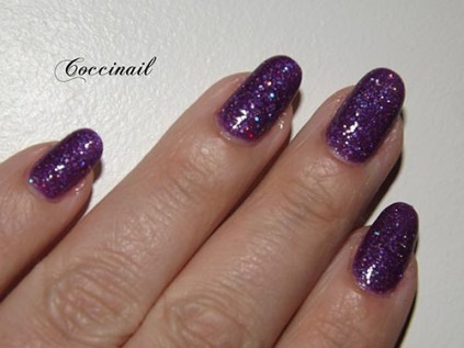 Born to the purple - Pipe dream polish