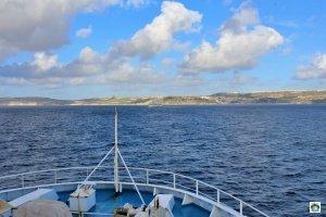 traghetto Gozo Isola